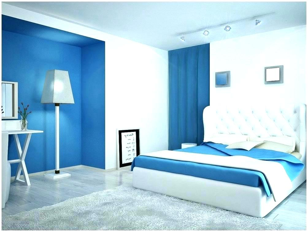 decoracion con color azul